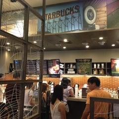 Photo taken at Starbucks Coffee by Lloyd Anthony N. on 2/17/2013