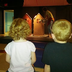 Photo taken at Children's Museum & Theatre Of Maine by Troy L. on 9/1/2014