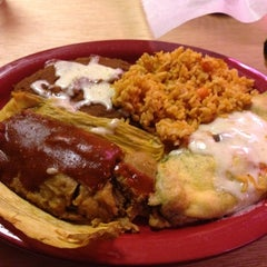 Photo taken at Gusanoz Mexican Restaurant by John R. on 12/10/2012