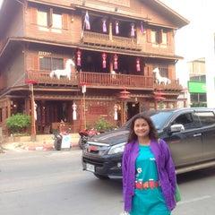 Photo taken at โรงแรมพูคาน่านฟ้า (Pukha Nanfa Hotel) by namwaan on 2/20/2015