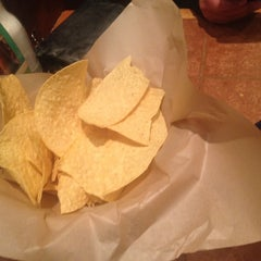 Photo taken at On The Border Mexican Grill & Cantina by Daniel P. on 10/19/2013