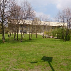 Photo taken at Парк Хиподрума by Obreten O. on 4/21/2013