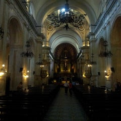 Photo taken at Catedral Metropolitana by Thiago R. on 10/20/2012