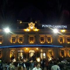 Photo taken at Punta Carretas Shopping by Thiago R. on 10/21/2012