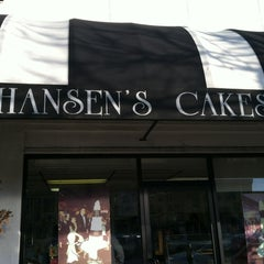 Photo taken at Hansen's Cakes by Billy F. on 1/12/2013