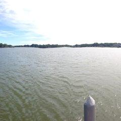 Photo taken at Cedar Creek Lake Plumbing by Dean E. on 6/2/2013