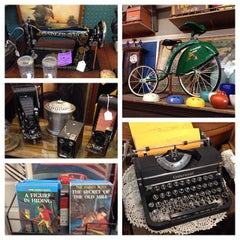 Photo taken at 4th Avenue Antique Mall by Steven C. on 10/27/2013