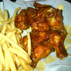 Photo taken at Buffalo Wild Wings by Ireti F. on 10/17/2012