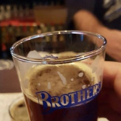 Photo taken at Brothers Bar & Grill by Curtiss J. on 4/15/2016