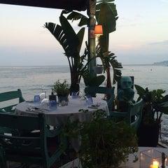 Photo taken at Anjuna Restaurant by David G. on 9/21/2014