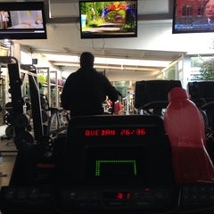 Photo taken at The Gym by Ile S. on 2/26/2015