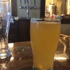 Photo taken at Fairhope Brewing Company by Caitlin W. on 9/12/2015