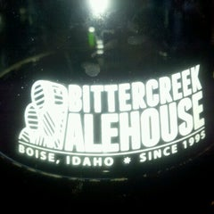 Photo taken at Bittercreek Ale House by Jenise P. on 10/1/2012
