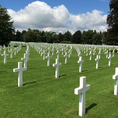Photo taken at Henri-Chapelle American Cemetery and Memorial by Peter H. on 7/30/2014