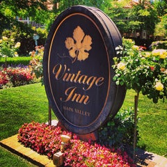 Photo taken at Vintage Inn by T.J. S. on 6/29/2013