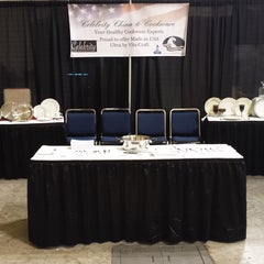Photo taken at Baton Rouge Bridal Show by James M. on 7/26/2015