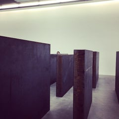 Photo taken at Gagosian Gallery by James R. on 2/21/2015