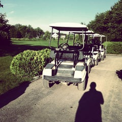 Photo taken at Club de golf de Chambly by Fred B. on 7/13/2013