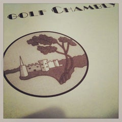 Photo taken at Club de golf de Chambly by Fred B. on 6/29/2013