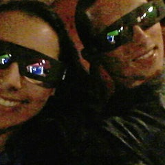 Photo taken at Cinemaxx by Maitê E Willian L. on 11/24/2013