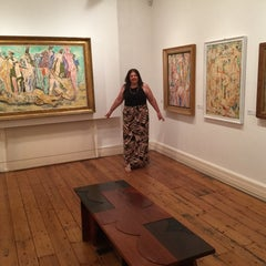 Photo taken at Estorick Collection of Modern Italian Art by Alfama on 7/10/2015