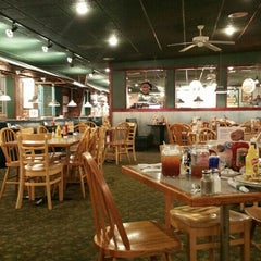 Photo taken at Marlin's Roadhouse Grill by Tina D. on 8/28/2015