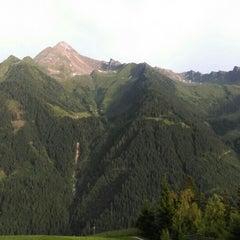 Photo taken at Mayrhofen by Denis S. on 7/4/2015
