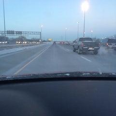 Photo taken at Stevenson Expressway (I-55) by Lamonte M. on 3/3/2014