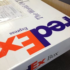 Photo taken at FedEx Office Print & Ship Center by April B. on 7/31/2013
