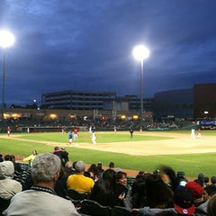 Photo taken at Banner Island Ballpark by Bill H. on 5/28/2013