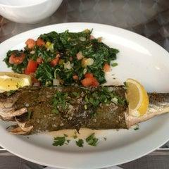 Photo taken at Kanella: Greek Cypriot Kitchen by André L. on 8/16/2013