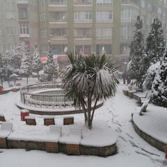 Photo taken at Güngören Belediyesi by Nurbanu B. on 2/18/2015