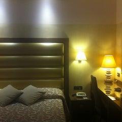 Photo taken at Hotel Torino Diano Marina by Barzi on 6/7/2014