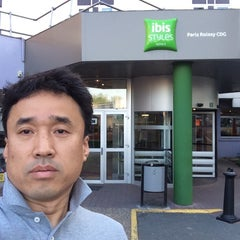 Photo taken at Ibis Styles – Paris Roissy-Charles de Gaulle by Guppy K. on 5/5/2014