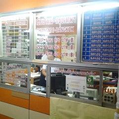 Photo taken at สถานีขนส่งผู้โดยสารเชียงใหม่ แห่งที่ 2 (อาเขต) Chiangmai Bus Terminal 2 (Arcade) by Sutha L. on 10/23/2012