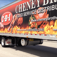 Photo taken at Cheney Brothers, Inc. by Cheney B. on 10/23/2013