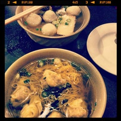Photo taken at Big Wong King 大旺 by @HungryEditor B. on 12/16/2012