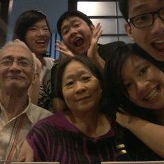 Photo taken at Silla (Korean Japanese Chinese Restaurant) by Fiola Felinsia P. on 7/30/2014