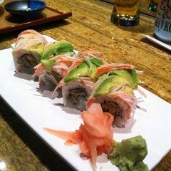 Photo taken at Sushi Koji by Amy M. on 1/8/2014