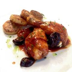 Photo taken at Rellirós Restaurant by Emma on 3/8/2014