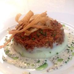 Photo taken at Rellirós Restaurant by Emma on 3/5/2014