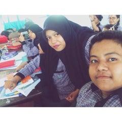 Photo taken at SMA Negeri 17 Makassar by Muhammad A. on 8/21/2014