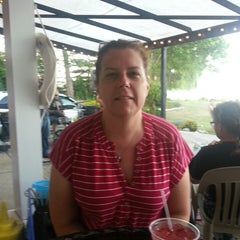 Photo taken at Waterfront Mary's Bar & Grill by Jim H. on 8/17/2013