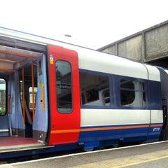 Photo taken at Twickenham Railway Station (TWI) by Raheel A. on 5/7/2012