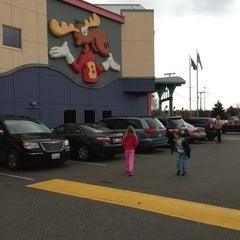 Photo taken at Family Fun Center by Tami on 12/8/2012