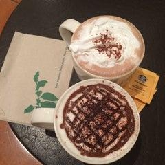 Photo taken at Starbucks by Krishna M. on 12/7/2014