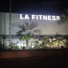 Photo taken at LA Fitness by Universal S. on 6/28/2014