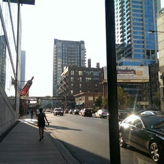 Photo taken at CTA Bus Stop 745 by Diana C. on 9/9/2013