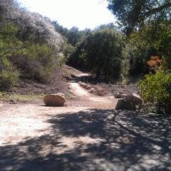 Photo taken at Nicholas Flat Trail, Malibu Canyon by Jose M. on 2/24/2013