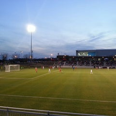 Photo taken at Maryland SoccerPlex by Chris R. on 4/6/2013